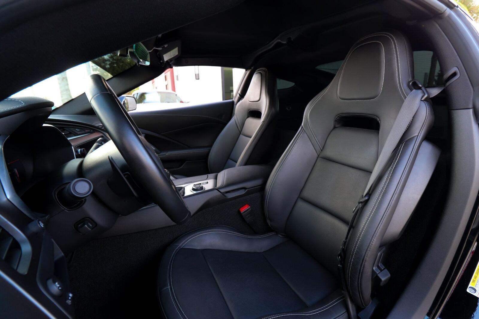 2018 Black Chevrolet Corvette Grand Sport    C7 Corvette Photo 5
