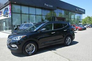 2017 Hyundai Santa Fe Sport SE w/ PANORAMIC ROOF / LEATHER / AWD