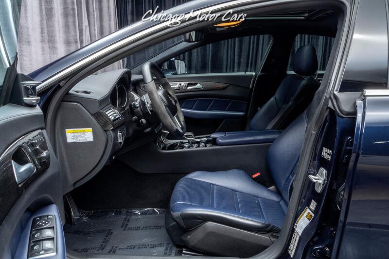 Image 12 Voiture Européenne d'occasion Mercedes-Benz CLS-Class 2014