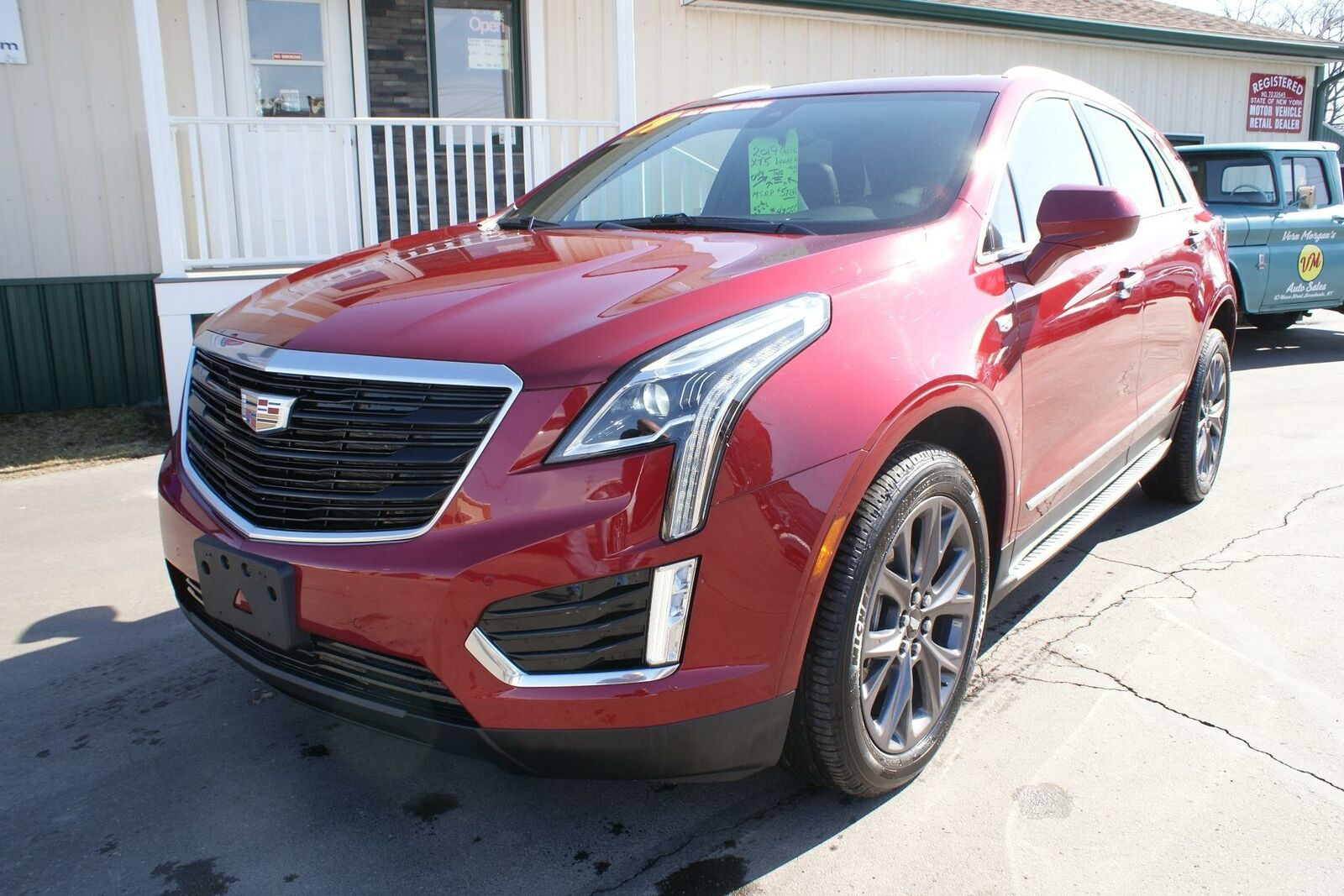 2019 Cadillac Xt5 Luxury Awd Sport Edition