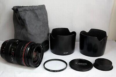 Canon EF 24-70mm f/2.8L USM Standard Zoom Lens (8014A002) full frame