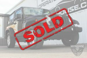 2015 Jeep Wrangler Sport ***SOLD***