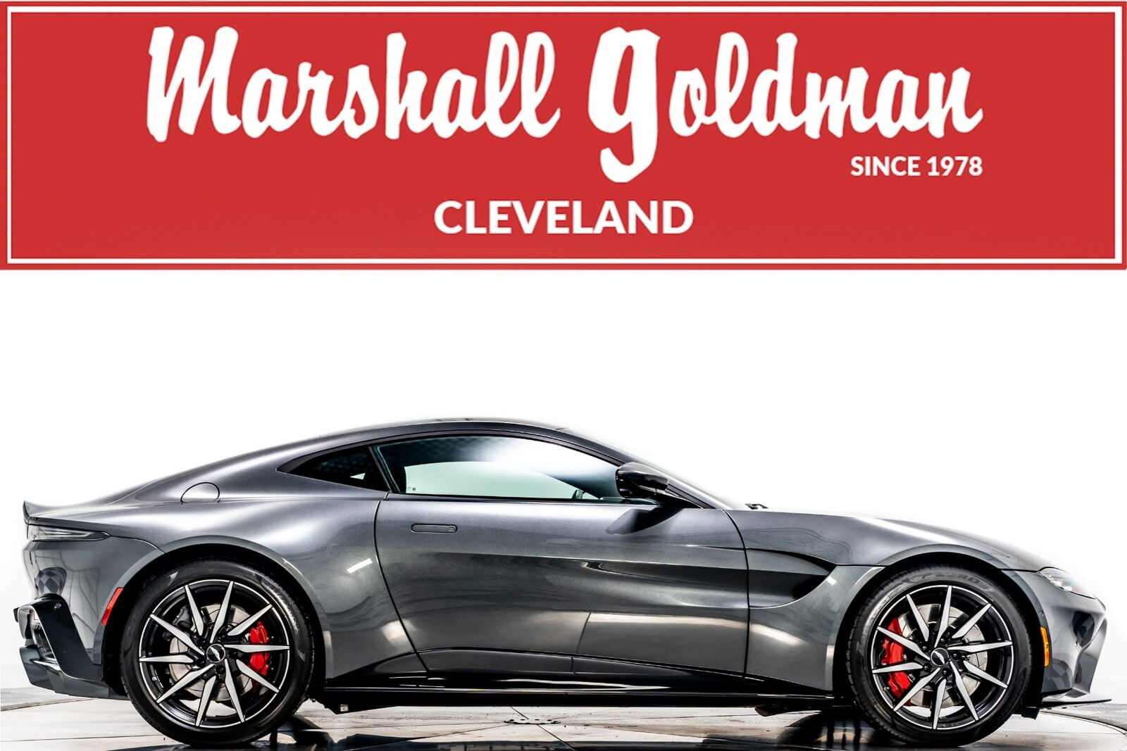 2020 Aston Martin Vantage  Coupe 4.0L Twin Turbo V8 503hp 505ft. lbs. 8-Speed Au