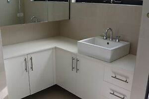 Laundry kitchen or bathroom corner cabinet Yowie Bay Sutherland Area Preview