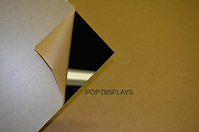 Black Plexiglass Acrylic Sheet 316 X 24 X 16