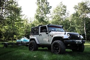 2008 jeep wrangler (modified)