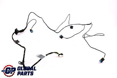 BMW 3 Series E46 Rear Bumper PDC Cables Wiring Loom Set 6918955