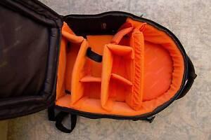 Vanguard Up-Rise II 45 Camera Backpack (Black & Orange) Holland Park Brisbane South West Preview