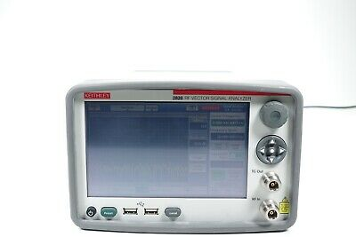 Keithley 2820 Rf Vector Signal Analyzer - 400 Mhz To 6 Ghz Gms Wcdma And More