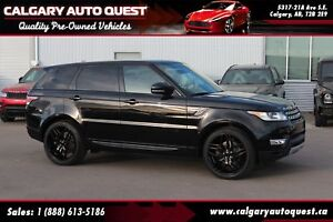 2014 Land Rover Range Rover Sport 4WD/NAVI/B.CAM/LEATHER/ROOF