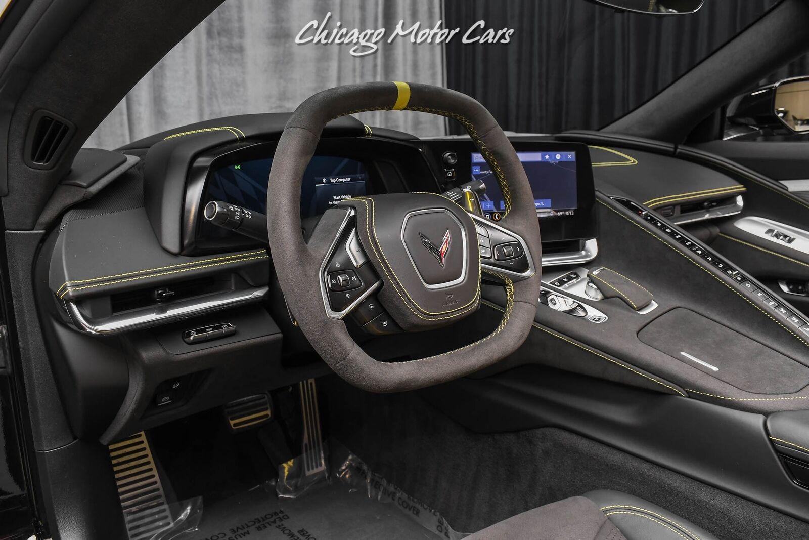 2020 Black Chevrolet Corvette Stingray 3LT   C7 Corvette Photo 8