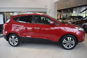 2014 Hyundai Tucson LIMITED w/ NAVI / PANORAMIC ROOF / LEATHER