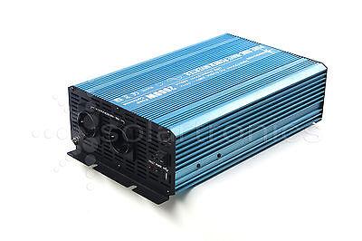 Spannungswandler Wechselrichter 2000 4000 Watt 12V 230V reiner SINUS Inverter