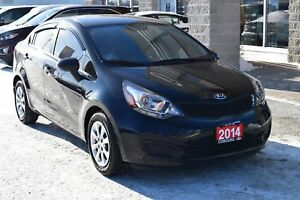 2014 Kia Rio LX+ Heated Seats | Bluetooth | Tint
