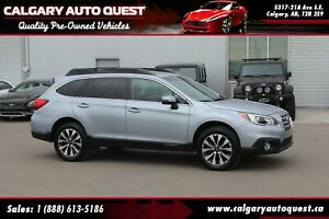 2016 Subaru Outback 3.6R Limited Package AWD/NAVI/B.CAM/LEATHER/