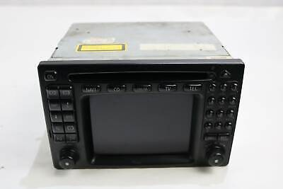 1114 Original Mercedes-Benz Comand 2.0 DX CLK W208 Radio Navi A2088204089
