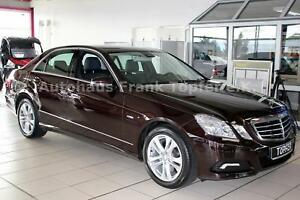 Mercedes-Benz E-Klasse Lim. E 250 CGI BlueEfficiency
