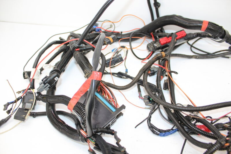 2010 Polaris Sportsman 550 Main Engine Wiring Harness Motor Wire Loom For Parts