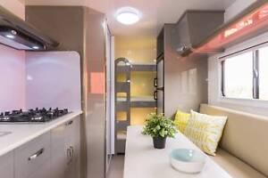 20FT Goldstar RV Family Van 3 bunks, Combo Shower/Toilet Dandenong South Greater Dandenong Preview