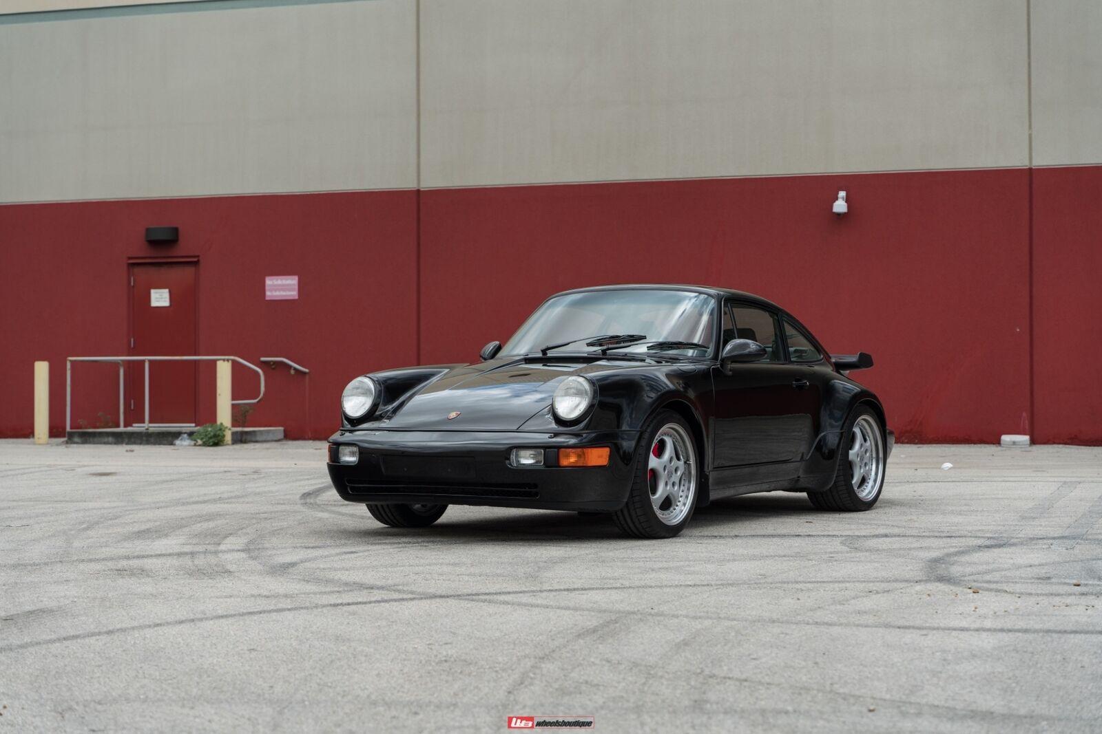 1994 Porsche 911 964 Turbo 3.6 Coupe-ULTRA RARE AND FRESHLY SERVICED! COLLECTOR
