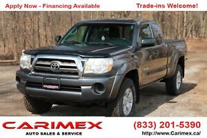 2009 Toyota Tacoma 4x4 | V6 | Manual | CERTIFIED