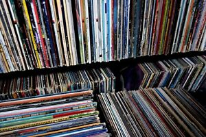 Vinyl Record Albums Wanted