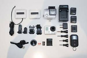 GoPro Hero 3 unboxing