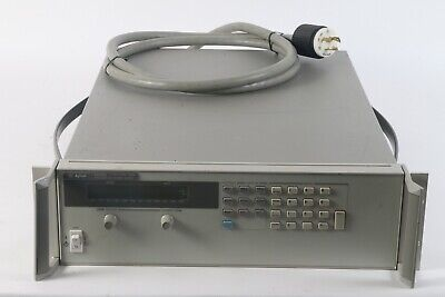 Agilent E4356a Telecom Dc Power Supply 80v 30a- As Is