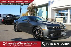 2014 Chevrolet Camaro SS *ONE OWNER*LOCAL BC CAR*