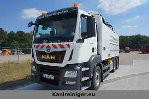 MAN TGS 26.460 Wiedemann SUPER 2000