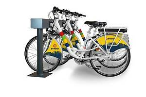Intelligent Electric Bike Hire Technology - Introductory Offer Sydney City Inner Sydney Preview