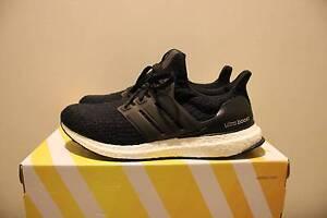 Adidas Ultra boost 3.0 core black size US 7.5 / EUR 39 1/3 W Eight Mile Plains Brisbane South West Preview