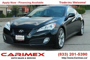 2011 Hyundai Genesis Coupe 2.0T ONLY 85K | CERTIFIED