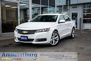2014 Chevrolet Impala LT - NAVIGATION! HEATED FRONT SEATS!