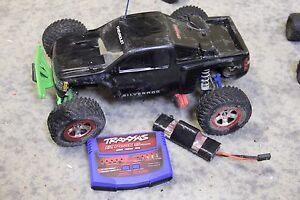 Traxxas Rustler ready to run (Price Reduced and Firm)
