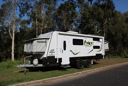HiP Jayco Expanda Hire - Full Sized Van with Slide Out Lounge Narangba Caboolture Area Preview