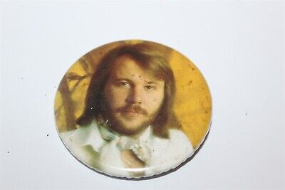 Abba Benny Badge Music Collectable (Lot 11)