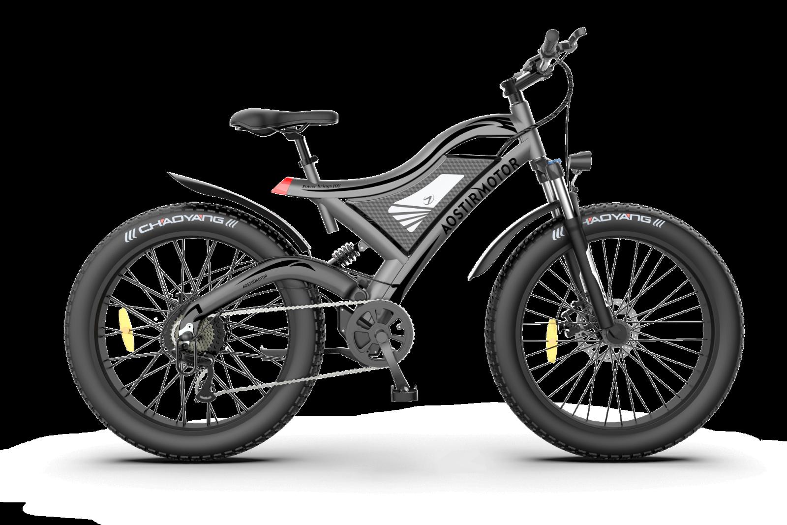 glw electric mountain bike 750w 48v samsung