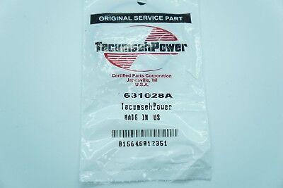GENUINE OEM TECUMSEH PART # 631028A BOWL GASKET REPLACES 631028