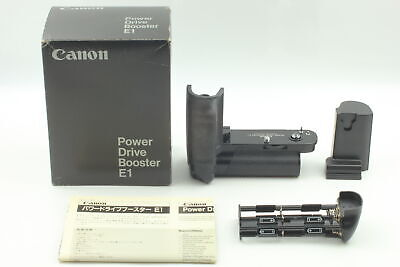 [Near MINT] Canon PB-E1 EOS POWER BOOSTER for EOS-1 1V 1N From JAPAN
