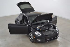 2014 Volkswagen Beetle Coupe 2.0T Turbo Sportline Toit Pano*Cuir