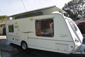 """2009 Jurgens 17'4"""" Pop Top Exceptional Condition Burwood East Whitehorse Area Preview"""