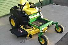 Ex-Display John Deere Z445 54in cut 24hp Kawasaki Zero turn mower Penrith Penrith Area Preview