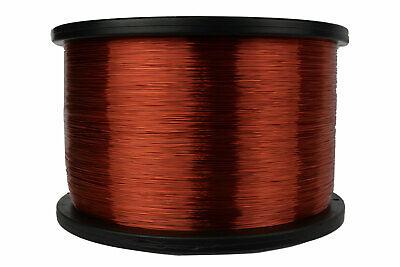 Temco Magnet Wire 28 Awg Gauge Enameled Copper 5lb 155c 9940ft Coil Winding