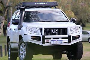 2010 Toyota Landcruiser Prado KDJ150R 11 Upgrade GX (4x4) manual Carlisle Victoria Park Area Preview