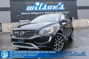 2016 Volvo XC60 T5 Premier AWD - NEW TIRES! Navigation, Sunroof,