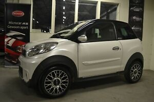 Microcar M-8 Weiss Sports DCI Mopedauto Leichtmobile 45KM