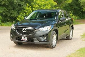 2013 Mazda CX-5 GS | AWD + Sunroof + CERTIFIED
