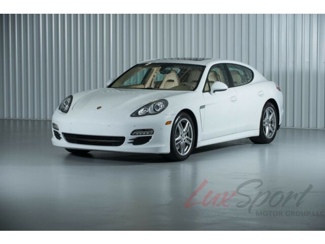 Image 1 of Porsche: Panamera White…