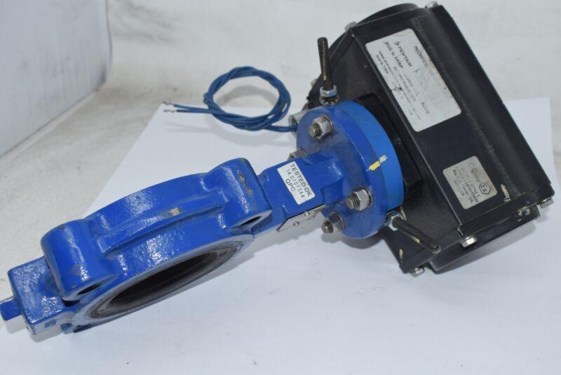 PENTAIR KEYSTONE VALVE MRP-009U-K-S080 Actuator 3